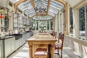 Country Cottage Kitchens - nyc s 114 million mansion