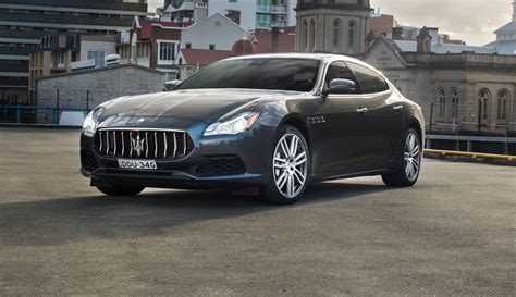 Maserati Of by 2017 Maserati Quattroporte Review Photos Caradvice