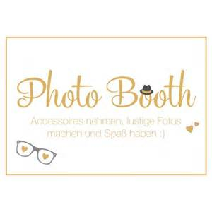 Do It Yourself Photo Booth Schild Photobooth