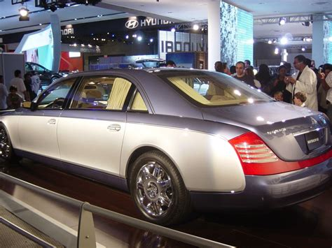 maybach 62 car maybach 62 2007 luxury cars car pictures by carjunky 174