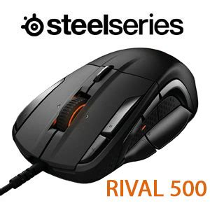 Mouse Steelseries Rival 500 best gaming mouse deals south africa best price