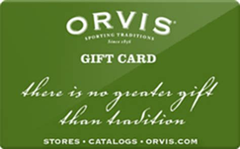 Orvis Gift Card - buy orvis gift cards raise