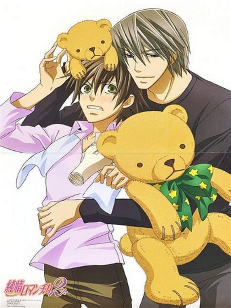 imagenes kawaii de junjou romantica ranking de las mejores series yaoi listas en 20minutos es