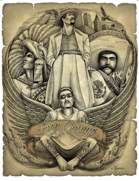 chicano tattoo art chicano tattoo art pinterest