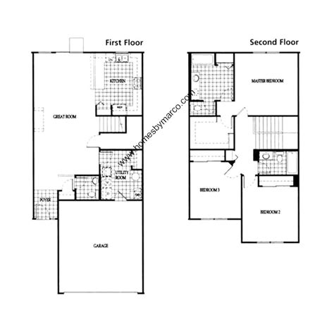 bentley floor plans bentley model in the remington pointe subdivision in volo illinois homes by marco