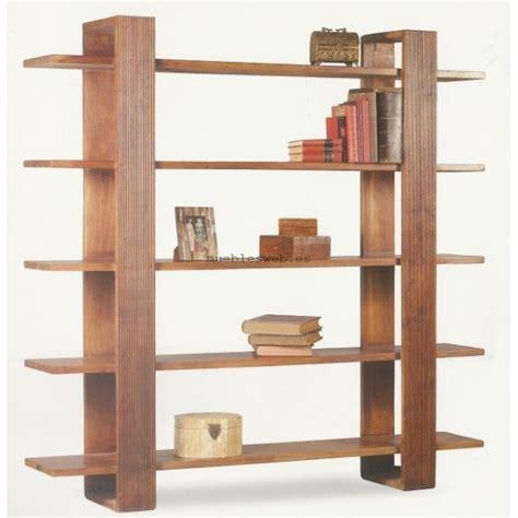 libreros de madera libreros de madera imagui