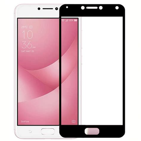 Tempered Glass Warna 3d Asus Zenfone Max shuicaoren for asus zenfone 4 max plus tempered glass 9h 3d screen cover explosion proof