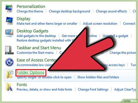 imagenes ocultas windows 7 4 formas de mostrar archivos ocultos en windows 7