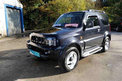 Suzuki Jimny Jlx Suzuki Jimny 1 3 Vvt Jlx