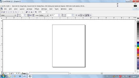 fungsi layout pada coreldraw jaringan komputer corel draw 12