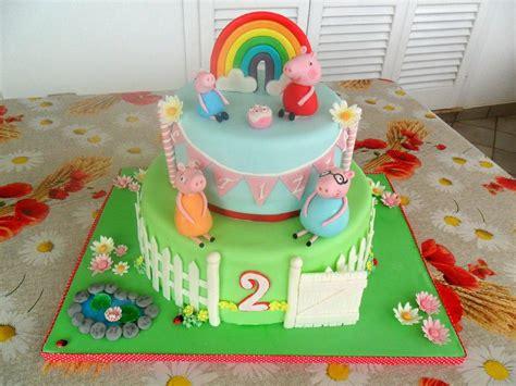 peppa pig in cucina peppa pig cake cake by sloppina in cucina cakes en