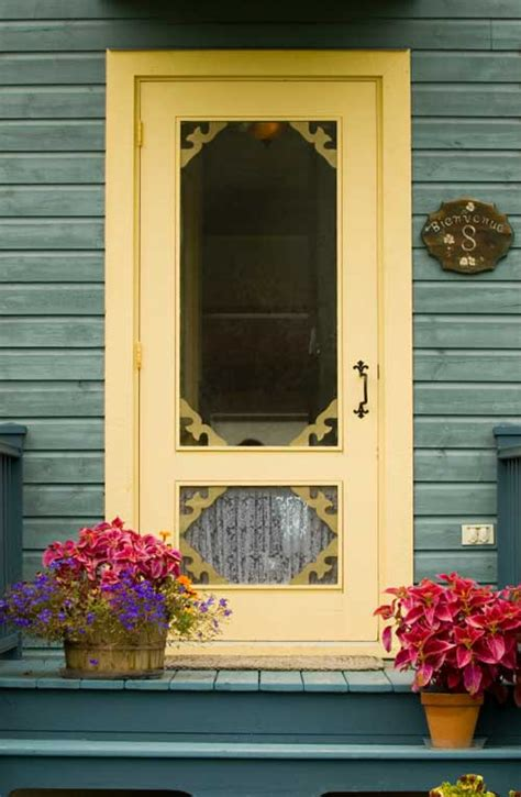 country doors how to adjust screen doors