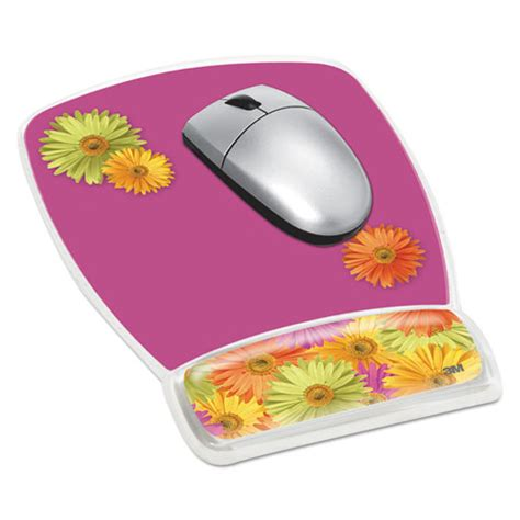 Clear Mouse Mat by Mmmmw308ds 3m Design Clear Gel Mouse Pad Wrist Rest Zuma