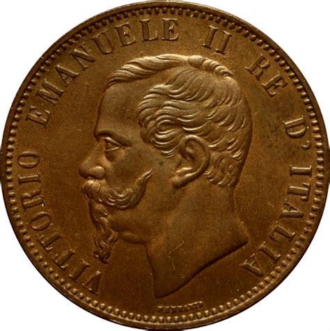 d italia valute 10 centesimi vittorio emanuele ii italy numista
