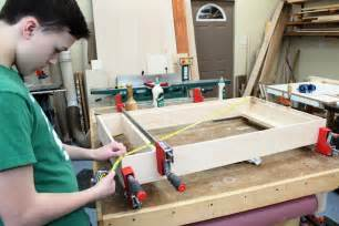 how to build a dart board cabinet build a simple dartboard cabinet woodworkers guild of