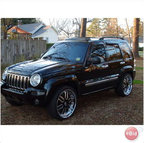 Jeep Liberty Tuning View Of Jeep Liberty Sport Photos Features And