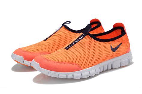 Nike Free Slop Black Orange Nike Air Mag Slippers Mens Nike Free 3 0 V3 Orange White