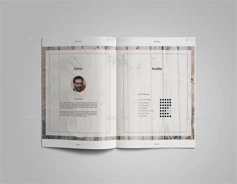 portfolio mockup templates multipurpose portfolio catalogue template vol iii by