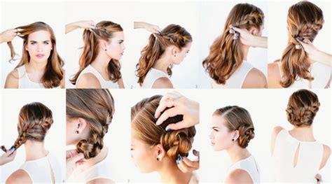 Leuke Haarstijlen Voor Lang Haar by Leuke Haarstijlen Voor Halflang Haar
