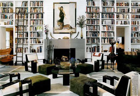home interior inspiration gigantic book shelves