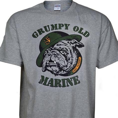 Usmc Tshirt grumpy marine t shirt