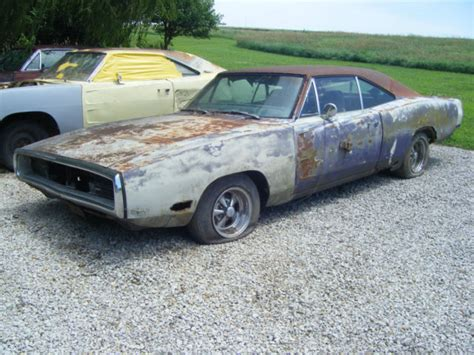 1970 charger project 1970 dodge charger 500 factory a c matching numbers 383
