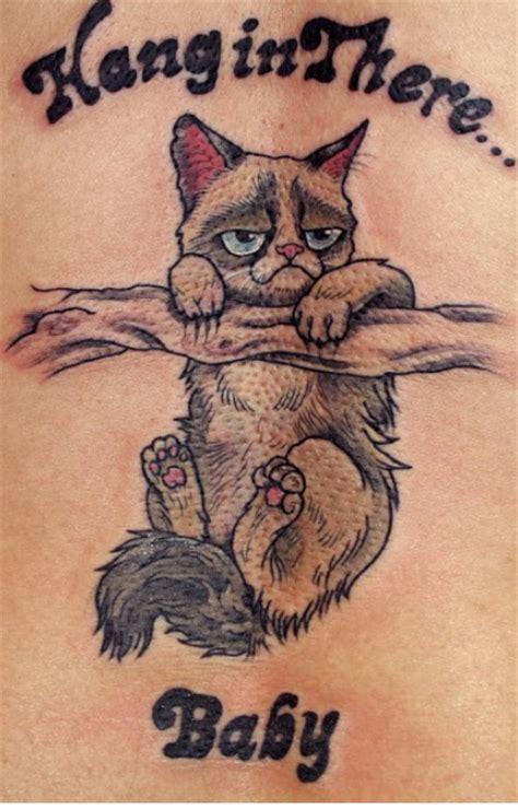 cat tattoo reddit 16 outstanding grumpy cat tattoos