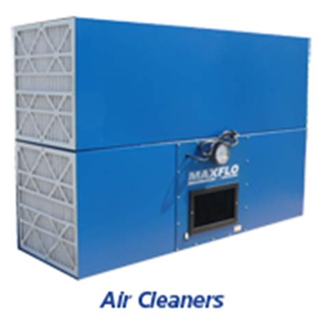industrial air filtration equipment ventilation mist collection