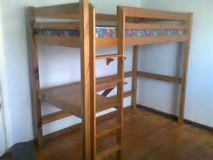 desk bunk bed for sale in port elizabeth eastern cape