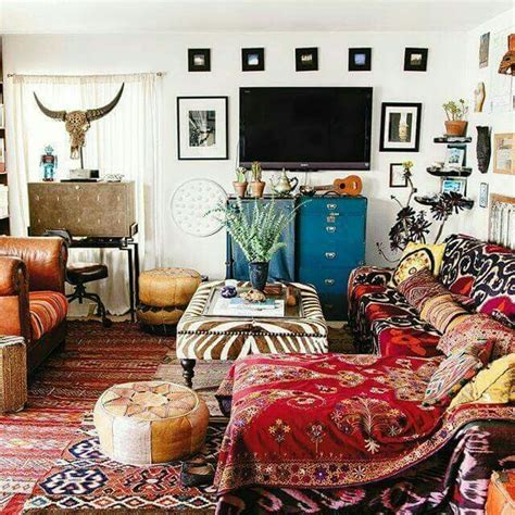 Funky Home Decor Boho Room The New Bohemians Book Justina Blakeney Boho Hippie Decor