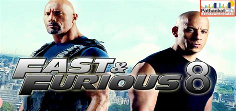 film fast and furious 8 in hindi fast furious 8 movie pathankot pvr cinemas timings book