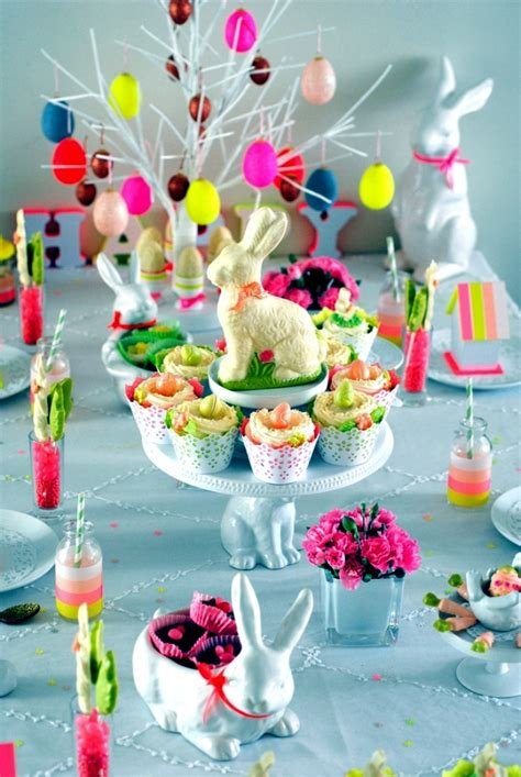 Home Interior Party beautiful easter decoration on table 21 creative ideas