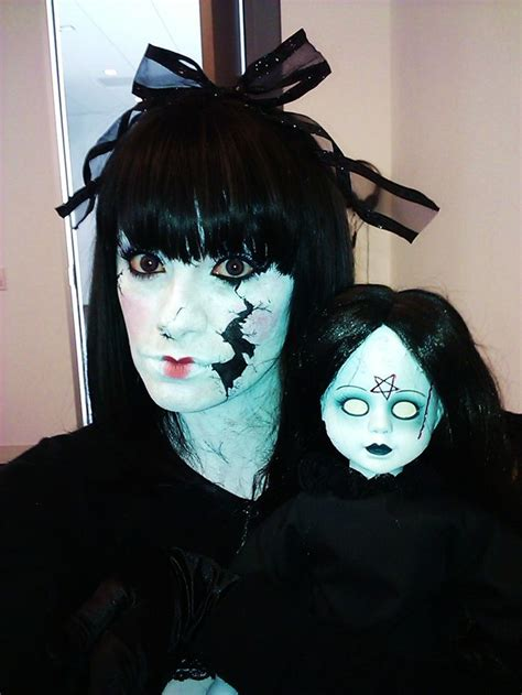 porcelain doll paint pin by fιeяce mιdnιghт on sfx bloody aяsenal