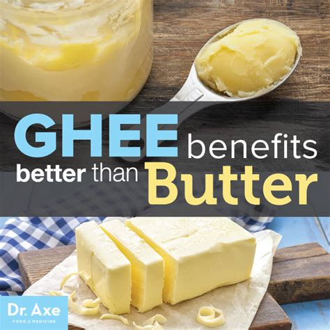 butter better for you than margarine ghee benefits better than butter