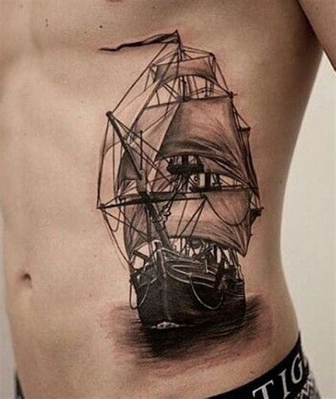 sailing tattoo designs 30 ship tattoos tattoofanblog