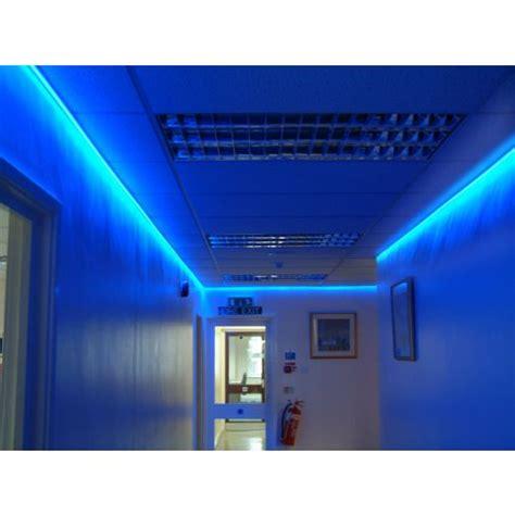 light tape 174 international installations light tape uk s blog 5 metre blue ip65 12v led tape