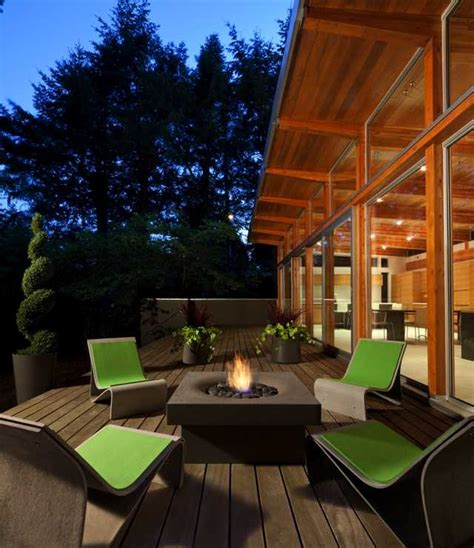 Elevated Pit elevated halo 36 quot pit in a beautiful deck setting by solus patios halo