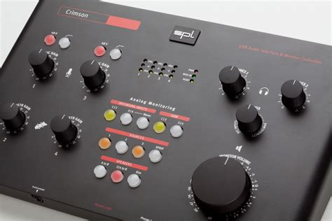 Mixer Audio Spl 3 approaches to accessorizing the studio spl softube ua