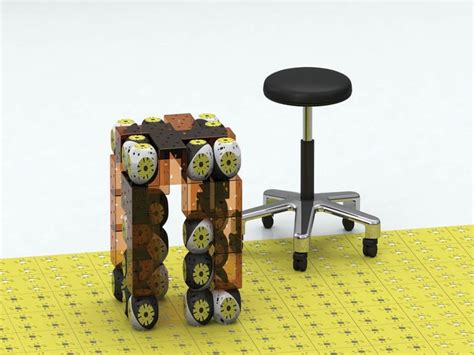 this shape shifting furniture assembles like lego shape shifting chairs for d 233 cor conscious folks