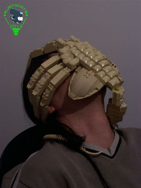 Facehugger Size S cool size lego facehugger geektyrant