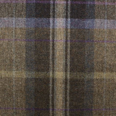 wool fabric 100 pure scotish upholstery wool woven tartan check plaid