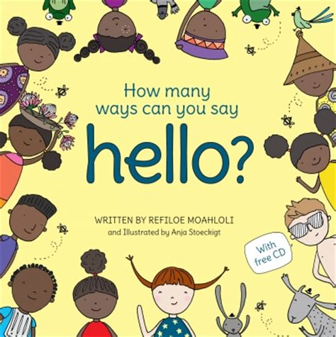 hello how are you books how many ways can you say hello book cd penguin