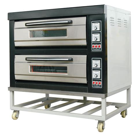 amalfi series electric two deck oven concorde food equipment