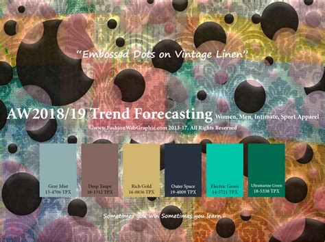 autumn winter 2018 2019 trend forecasting is a trend color 217 best images about fashion aw 2018 2019 trends on