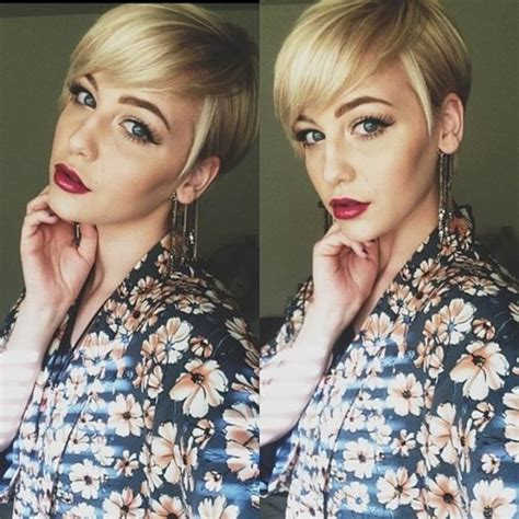 long pixie cuts 2015 16 fabulous short hairstyles for long face 2015 pretty