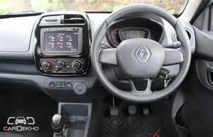 Renault Kwid Interior Renault Kwid Drive Review Cardekho