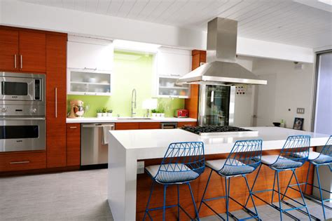 mid century modern kitchen design mid century modern eichler renovation midcentury kitchen