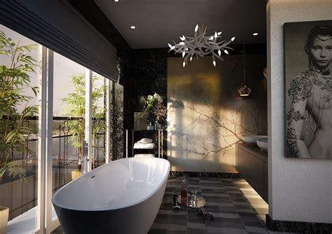 Master Badezimmerideen by Interior Design Visual
