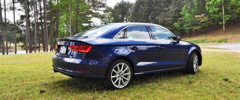 2015 Audi A3 1 8t Sedan Review 2015 Audi A3 1 8t Sedan Review