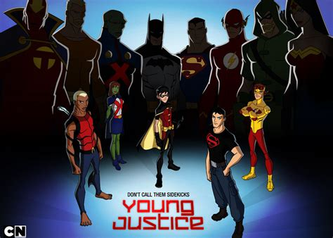 Yj Anon Meme - young justice joins the fight in new clip from this week s